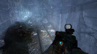 Тень Metro 2033 Redux Ребёнок
