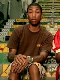 Pharrell Williams | Music Video Wiki | FANDOM powered by Wikia