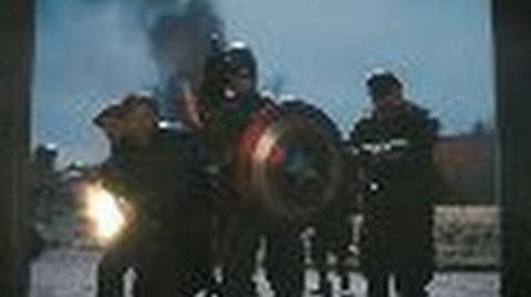 Kapitan Ameryka- Pierwsze starcie - zwiastun 1
