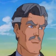 Howard Stark w serialu animowanym
