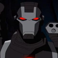 War Machine w serialu