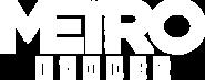 Metro Exodus White Logo