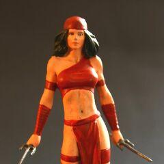 Elektra jako figurka kolekcjonerska