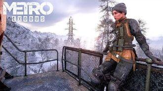 Metro Exodus - Chapter 3 - The Volga - 4K - No Commentary