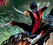 Nightcrawler Amazing X-Men 1 Cover