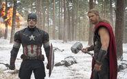 Kapitan Ameryka i Thor Ziemia-199999
