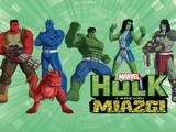 Hulk i agenci M.I.A.Z.G.I.