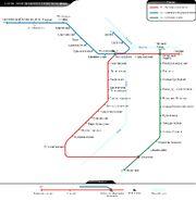 Проекты развития метро Нино