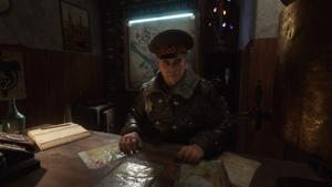 Виноградов сообщает Хлебникову о готовящейся эвакуации