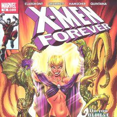 X-men Forever vol.2 #13