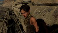 Анна раздражена пустыней