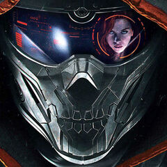 Plakat Maski Taskmastera