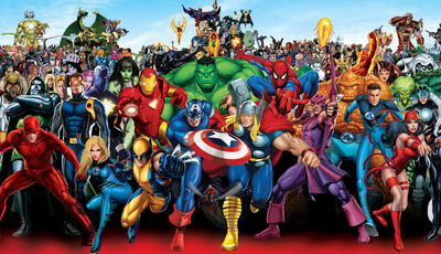 Marvel character group-crop