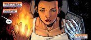 Idie Okonkwo (Earth-616) using her powers
