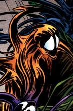 Phage (Symbiote) (Earth-616) from Venom Along Came a Spider Vol 1 1