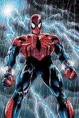 Ben reilly jako spiderman