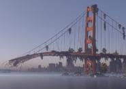 Golden Gate Bridge (East End)