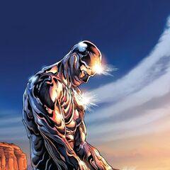 Wolverine pokryty adamantium