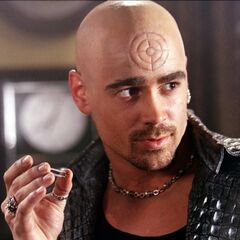 Colin Farrell jako Bullseye