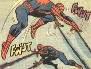 Peter Parker (Earth-616) vs. Peter Parker (Ben Reilly) (Earth-616)