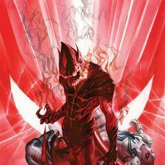 Norman Osborn jako Red Goblin