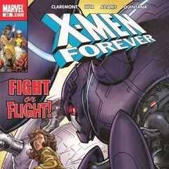 X-men Forever vol.2 #22