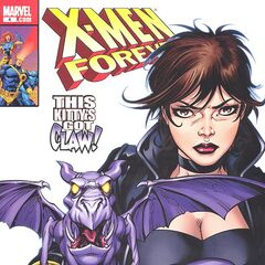 X-men Forever vol.2 #4