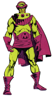 Mesmero (Vincent) (Earth-616)-1-