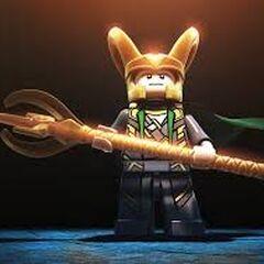 W grze Lego Marvel Super Heroes