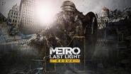 Metro Last Light Redux (арт)