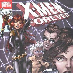 X-men Forever vol.2 #12