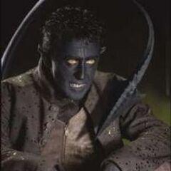 Alan Cumming jako Nightclawler w <i>X-Men 2</i>