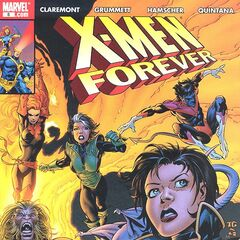 X-men Forever vol.2 #5