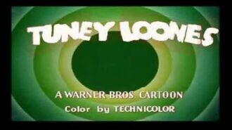 Looney Tunes Intro Bloopers 8 Spelling Counts