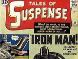 Tales of Suspense Vol. 1 zeszyt 39