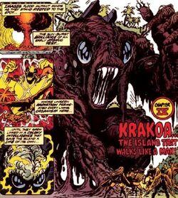 Krakoa (Earth-616)