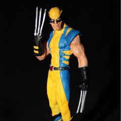 Wolverine jako figurka kolekcjonerska