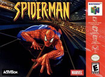 Spider-Man game 2000