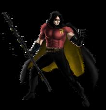 Arkham-Robin