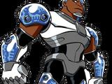 Cyborg/Agentk