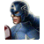 Captain America-B Icon