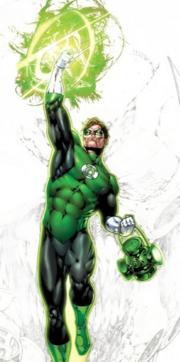 Green Lantern Isk