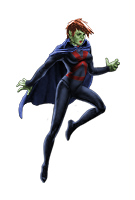 Miss Martian-Young Justice (S2)
