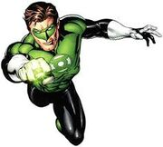 Green Lanter