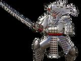 Silver Samurai/Agentk