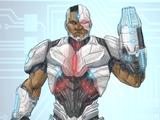 Cyborg/IronspeedKnight