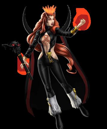 Satana-Queen