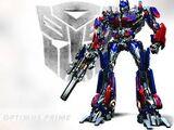 Optimus Prime/Aspiringactor