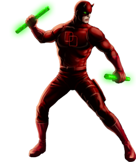 The Radiations Daredevil