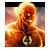 Human Torch Icon 1